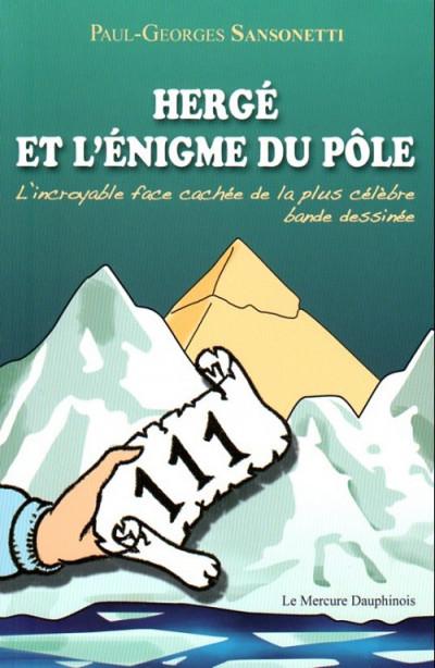 Couverture Hergé et l'énigme du pôle