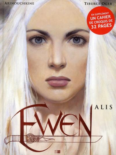 Couverture ewen tome 1 - alis
