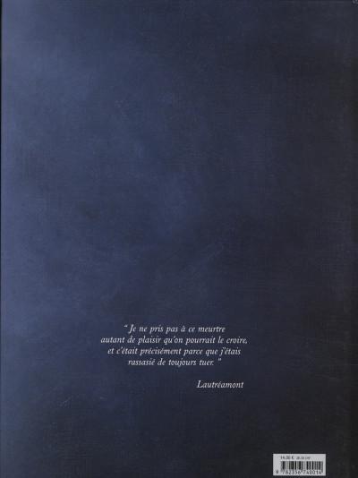 Dos les nuits écorchées tome 1 - progénitures