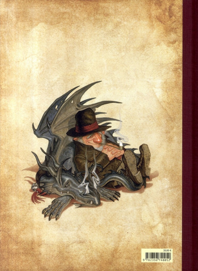 Dos l'univers des dragons tome 2 - deuxième souffle