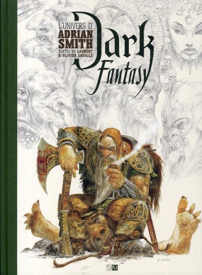 image de dark fantasy ; l'univers d'adrian smith