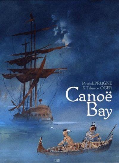 Couverture canoë bay