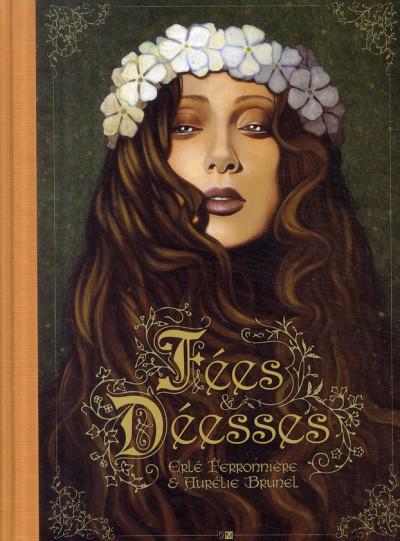 Couverture fées & déesses