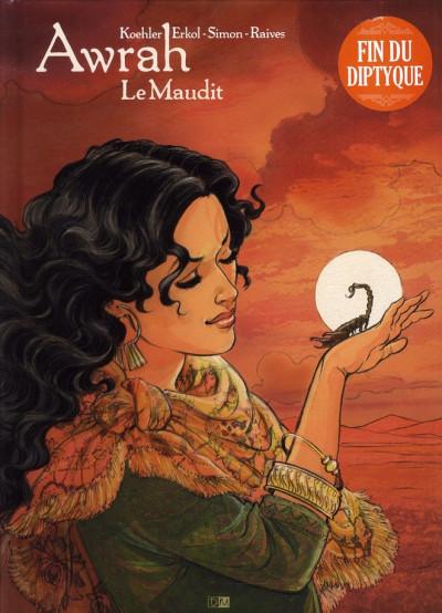 image de awrah, la rose des sables tome 2