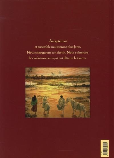 Dos awrah, la rose des sables tome 2