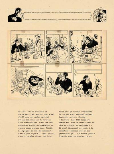 Page 3 Mystères ! Une biographie en images
