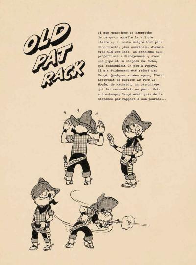 Page 4 Mystères ! Une biographie en images