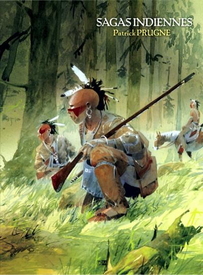 image de Sagas indiennes - coffret