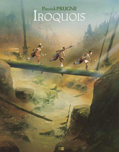 Couverture Iroquois