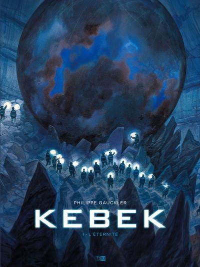 Couverture Kebek tome 1