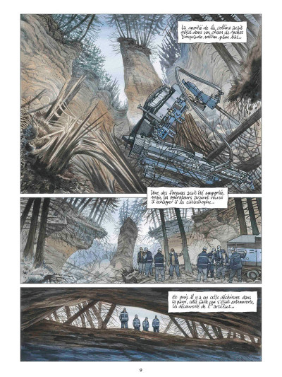 Page 7 Kebek tome 1