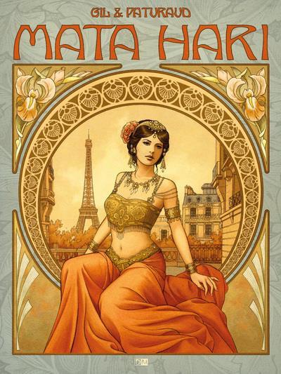 Couverture Mata Hari