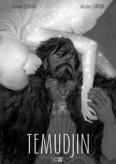 Couverture Temudjin - intégrale