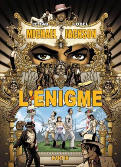 Couverture Michaël Jackson, l'énigme