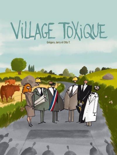 Couverture village toxique