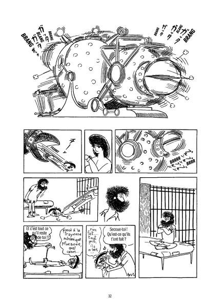 Page 1 Debout l'humanité