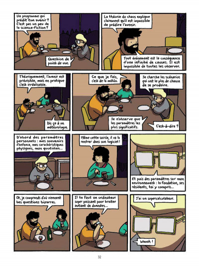 Page 1 Le chercheur fantôme