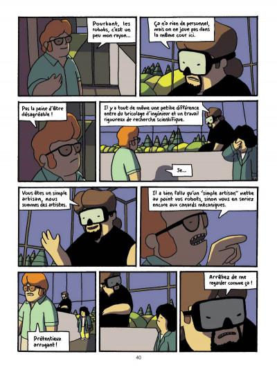 Page 2 Le chercheur fantôme