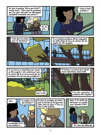 Page 3 Le chercheur fantôme