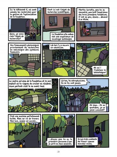Page 4 Le chercheur fantôme