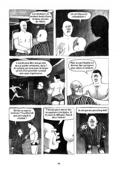 Page 1 Yekini, le roi des arènes