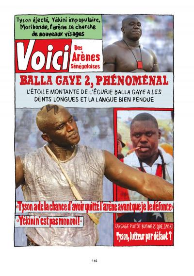 Page 4 Yekini, le roi des arènes