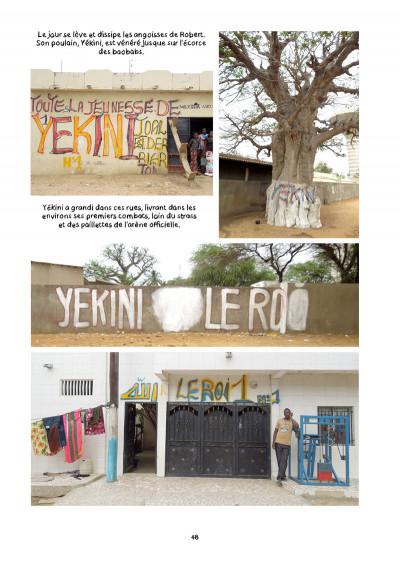 Page 5 Yekini, le roi des arènes