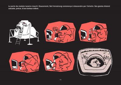 Page 2 La conquête de Mars - intégrale