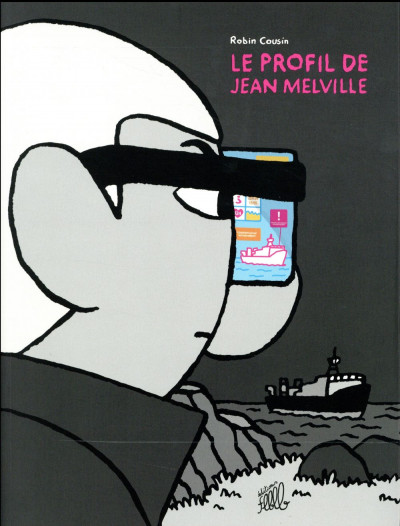 Couverture Le profil de Jean Melville