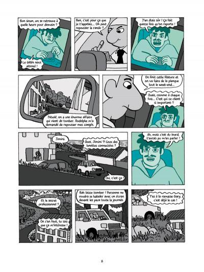 Page 2 Le profil de Jean Melville