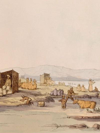 Page 1 Voyages en Egypte et en Nubie de Giambattista Belzoni tome 2 - deuxième voyage