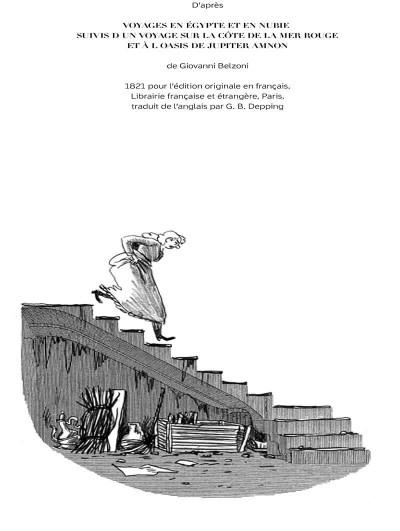 Page 2 Voyages en Egypte et en Nubie de Giambattista Belzoni tome 2 - deuxième voyage