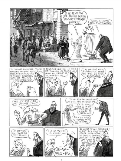 Page 3 Voyages en Egypte et en Nubie de Giambattista Belzoni tome 2 - deuxième voyage