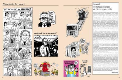 Page 2 plus belle la crise !