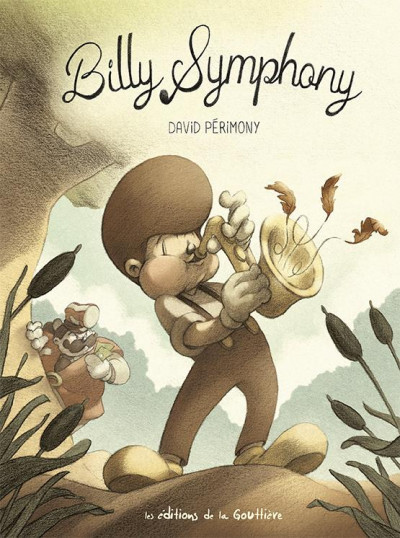 Couverture Billy symphony