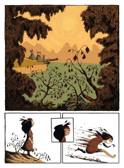 Page 1 Anuki tome 9