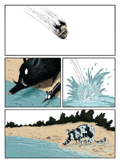 Page 4 Anuki tome 9