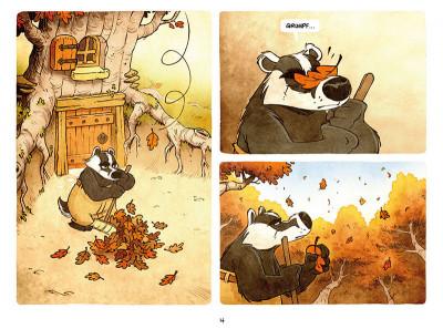 Page 2 Sous les arbres tome 1