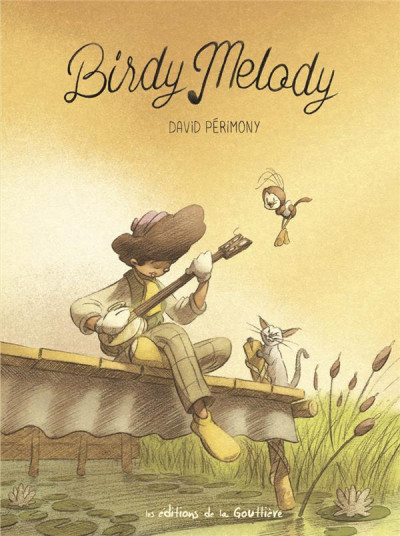 Couverture Birdy melody