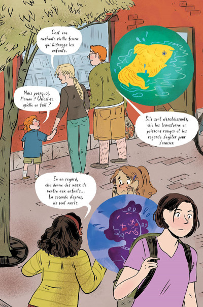 Page 5 L'assistante de la Baba Yaga