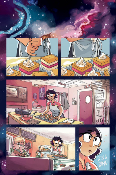 Page 7 Space battle lunchtime tome 1