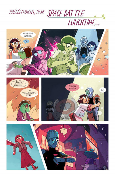 Page 7 Space battle lunchtime tome 2