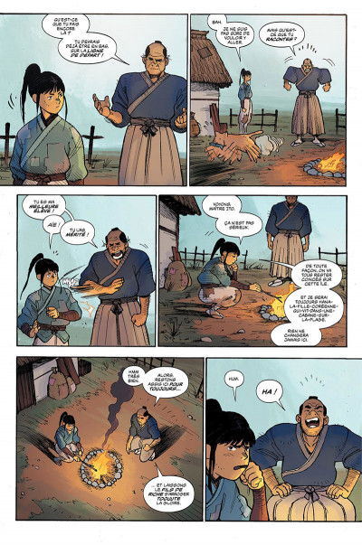 Page 9 Ronin island tome 1