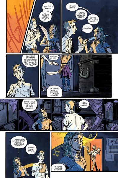 Page 0 Misfit city tome 1