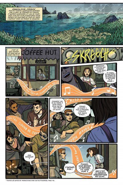 Page 7 Misfit city tome 1