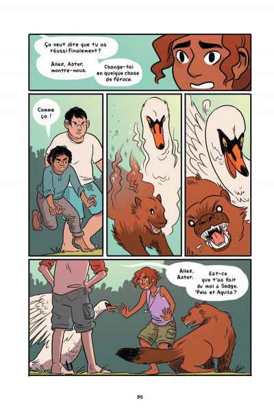 Page 2 Le garçon sorcière tome 1