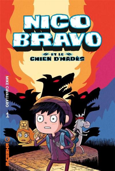 Couverture Nico Bravo tome 1
