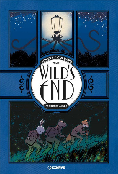 Couverture Wild's end tome 1