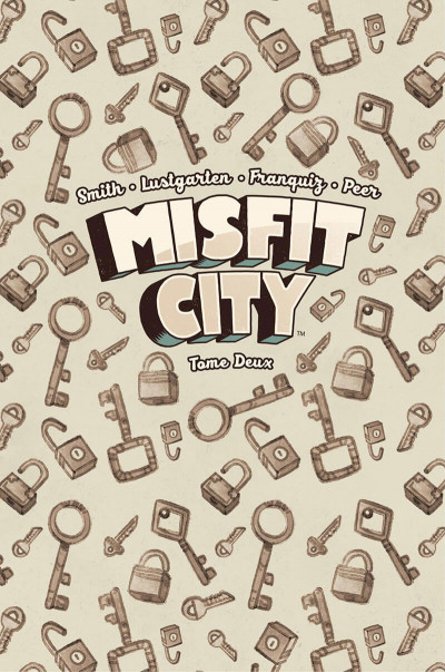 Page 1 Misfit city tome 2