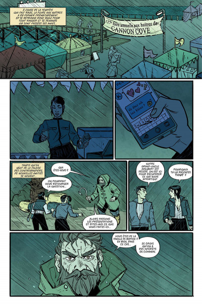 Page 7 Misfit city tome 2